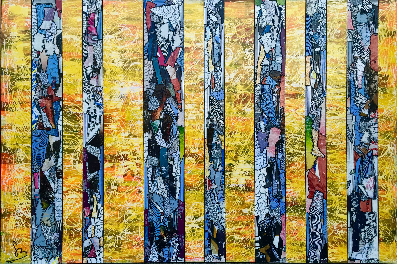 Grégory Berben - Collages - Art - New