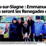 Nice-Matin / Parrain de l'équipage 2017 Rallye des Gazelles