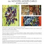 Novotel Monte Carlo 2016
