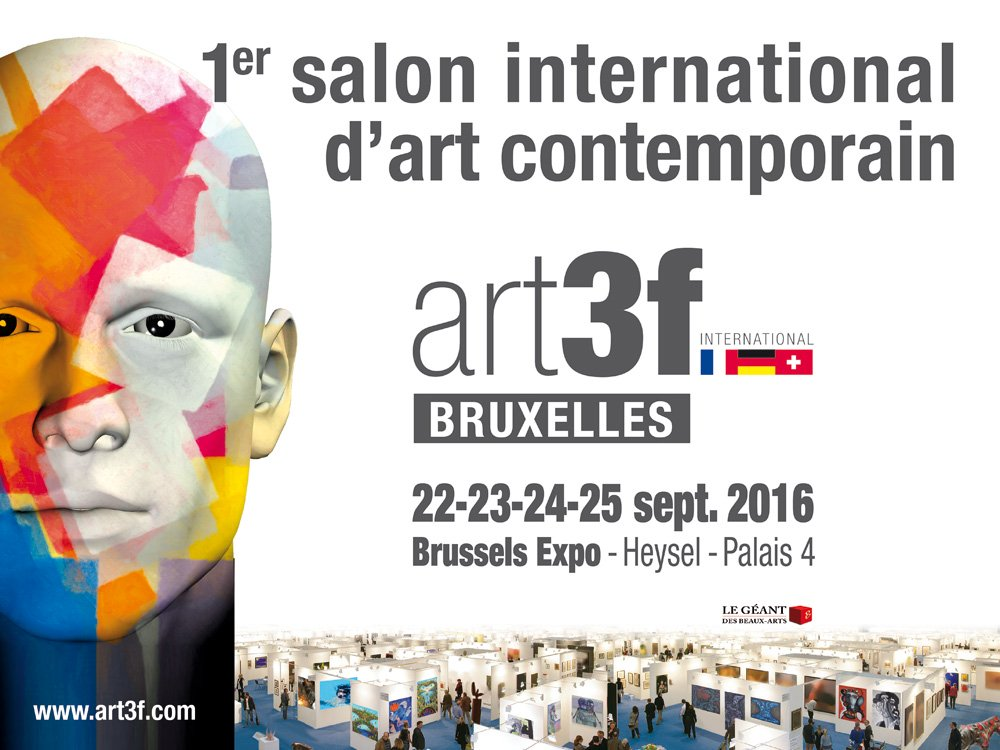 Salon Art3f / BERBEN