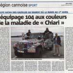"""Présentation à la presse - Jeep """"GB"""" Rallye des Gazelles 2017"""