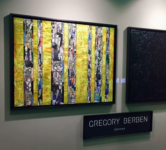Expo Toulouse 2018 Gregory Berben