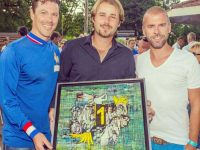 Victor Dubuisson (Golf) & Gregory Berben