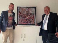 Bernard Brochand (Mairie de Cannes) & Grégory Berben