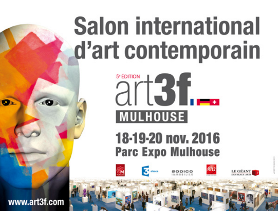 Art3f Mulhouse 2016