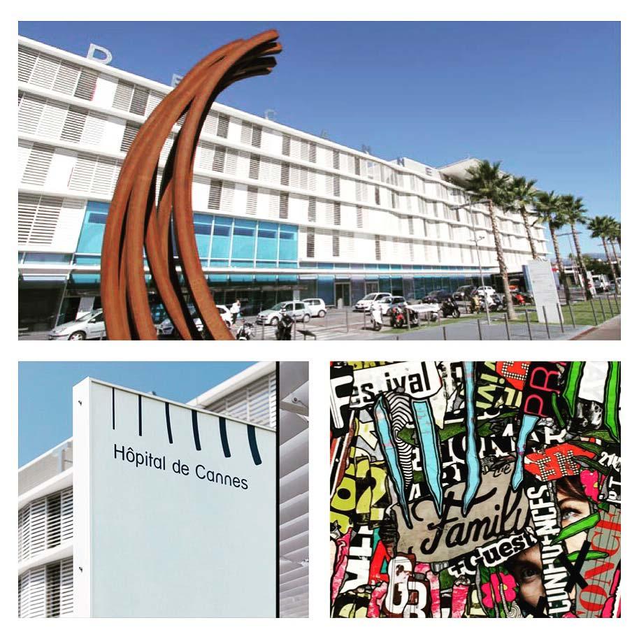 Projet Hôpital de Cannes