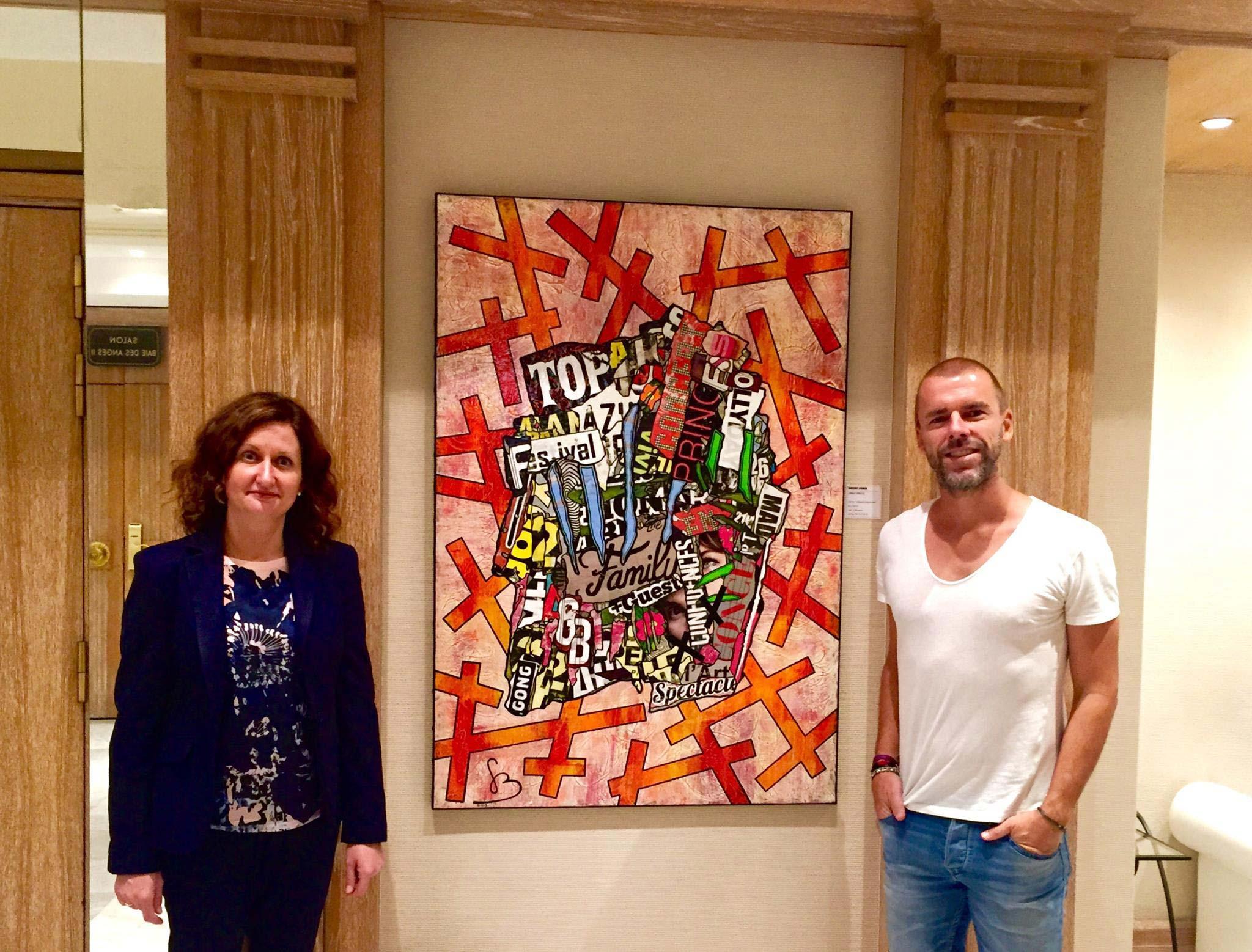 Daniela Rousseva & Gregory Berben