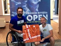 Art & Sport Michael Jeremiasz & Gregory Berben
