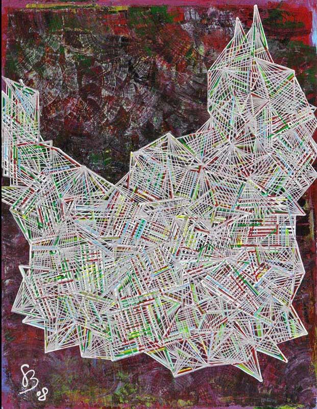 Paper Shape I Gregory Berben