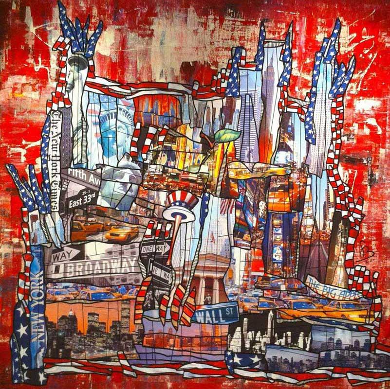 New York City V Gregory Berben 2014