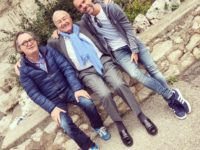 OLLL (Cannes Le Suquet) / Bernard BROCHAND (Député) / Gregory BERBEN