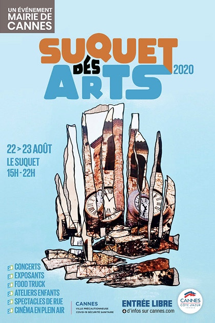 Le Suquet des Arts 2020