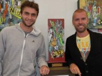Gilles SIMON (Tennis Nice ATP) / Grégory Berben