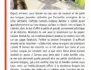 Article Cannes Soleil Mars 2020