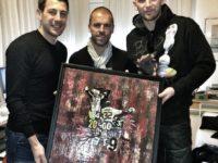 Daniele BONERA & Christian ABBIATI (Milan AC) / Grégory Berben